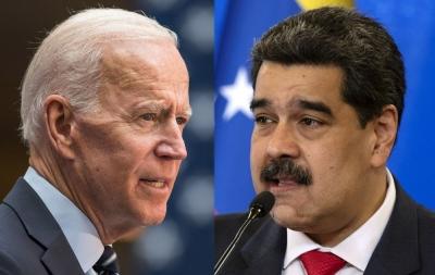 Βενεζουέλα: Ο Maduro καλεί τον Biden να «αλλάξουν σελίδα» στις διπλωματικές σχέσεις