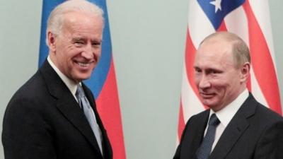 Αυστρία και Ελβετία πρόθυμες να φιλοξενήσουν μία σύνοδο κορυφής  Biden – Putin