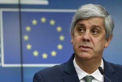 Centeno (Eurogroup): Σκέψεις για φορολογία σε ευρωπαϊκό επίπεδο