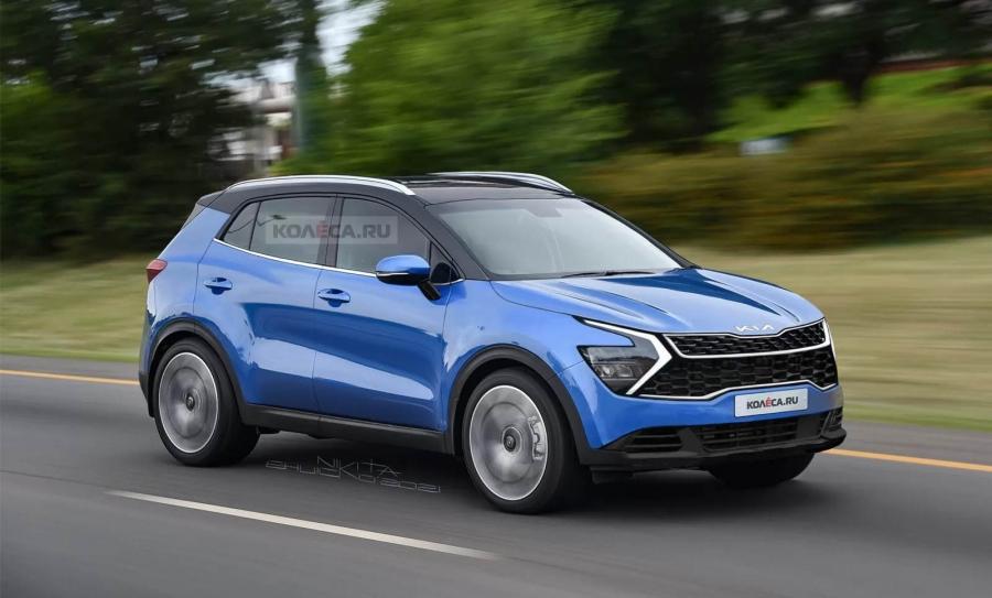 Το νέο Kia Sportage θα κυκλοφορήσει μέσα στο 2021