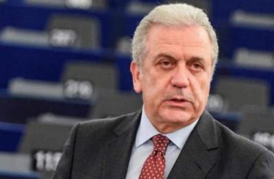 Αβραμόπουλος: Στο πλευρό της Ελλάδος στέκεται οικονομικά, επιχειρησιακά και πολιτικά η Ευρωπαϊκή Επιτροπή