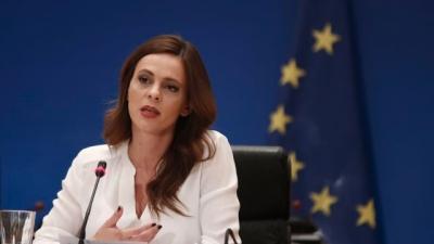Αχτσιόγλου (ΣΥΡΙΖΑ-ΠΣ): Θετικό πρώτο βήμα η συμφωνία των ΥΠΟΙΚ των G7 για φορολόγηση των τεχνολογικών κολοσσών