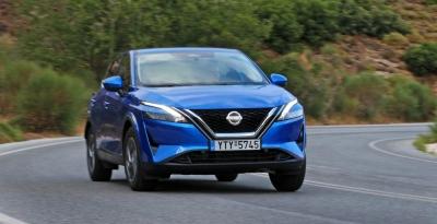 Δοκιμάζουμε το ολοκαίνουργιο Nissan Qashqai 1.3 TiG-T Hybrid