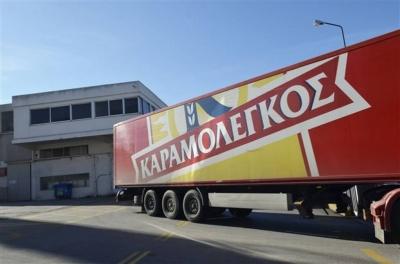 Νέα πακέτα στην Καραμολέγκος – Πέρασε το 4,7% με τιμή 2,42 ευρώ ανά μετοχή