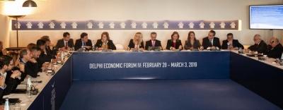 Οικονομικό Φόρουμ Δελφών: Πώς θα βελτιωθεί η αποτελεσματικότητα του δημόσιου τομέα