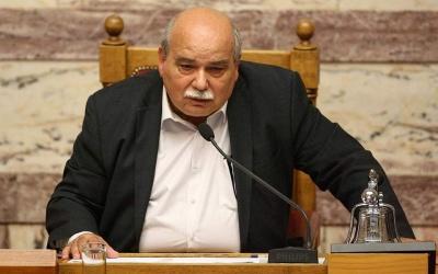 Βούτσης: Είμαστε στην τελική ευθεία για τις εθνικές εκλογές - Εργαζόμαστε, ώστε να διεξαχθούν τον Οκτώβριο