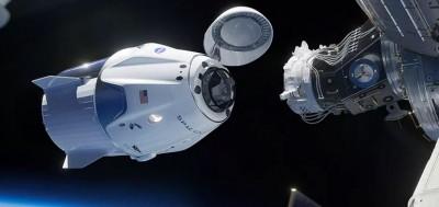 Προσδέθηκε χωρίς προβλήματα στον Διεθνή Διαστημικό Σταθμό το διαστημόπλοιο της SpaceX