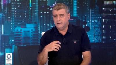 Τέλος ο Γιώργος Λυκουρόπουλος από την ΕΡΤ!