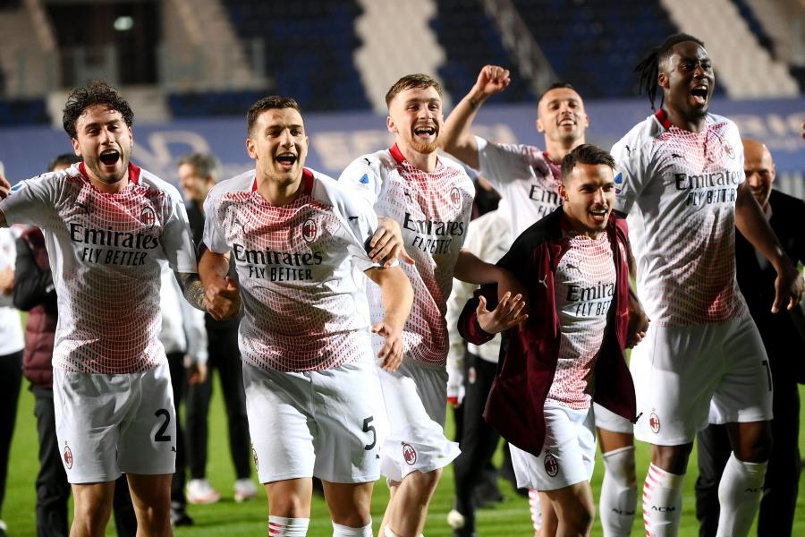 Serie A: Επιστροφή Μίλαν στο Champions League μετά από 8 χρόνια, γλίτωσε η Γιουβέντους λόγω… Νάπολι!