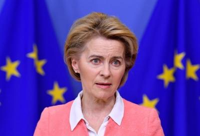Von der Leyen: Στον σωστό δρόμο για εμβολιασμό του 70% του πληθυσμού της ΕΕ έως τέλος Ιουλίου