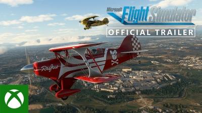 Κυκλοφόρησε και για Xbox Series X/S το Microsoft Flight Simulator