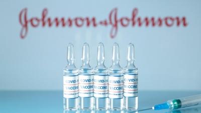 Εμβόλιο Johnson & Johnson: Πιθανή η σύνδεση με «πολύ σπάνιες» θρομβώσεις, λέει ο ΕΜΑ