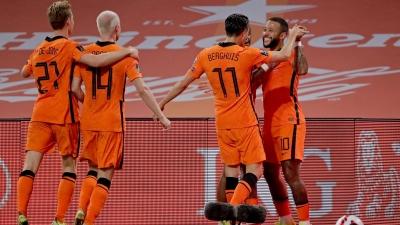Προκριματικά Παγκοσμίου Κυπέλλου 2022, 7ος όμιλος: Καταιγισμός τερμάτων και κορυφή για Ολλανδία και Νορβηγία! (video)