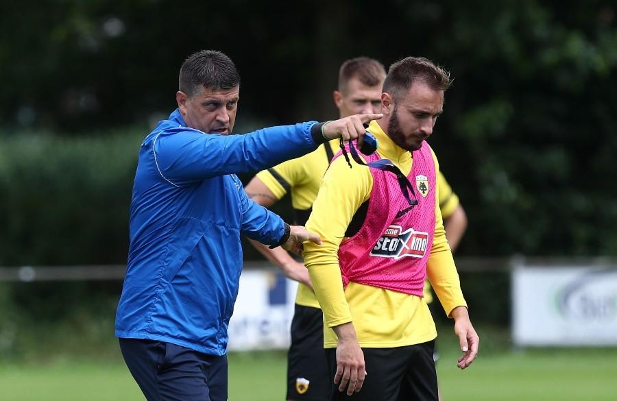 Μιλόγεβιτς: «Να βγάλουμε στο γήπεδο όσα έχουμε δουλέψει»