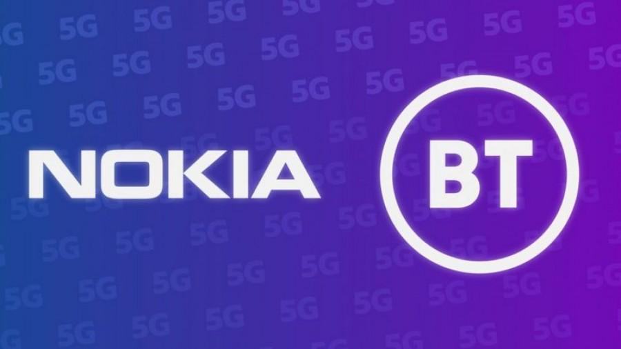 5G: Μέγα συμφωνία Nokia - BT μετά τον αποκλεισμό του κιτ της Huawei στην ΕΕ
