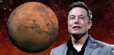 Η SpaceX του Elon Musk θα στείλει τελικά (;) τους ανθρώπους στον Άρη μετά τις αποστολές ρόβερ της NASA