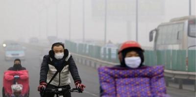 Κίνα - Κορωνοϊός: H επιστροφή στην κανονικότητα έφερε και υψηλά ποσοστά ατμοσφαιρικής ρύπανσης
