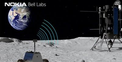NASA - Nokia υπογράφουν χρυσό deal για την εγκατάσταση 4G δικτύου στη… σελήνη