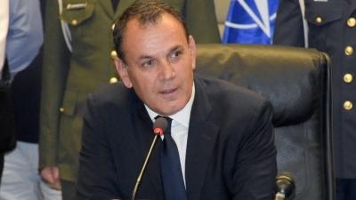 Παναγιωτόπουλος: Η Ελλάδα έγινε αποδέκτης πολλαπλών απειλών - Μαζί με τη Γαλλία ενεργούμε ως παράγοντες σταθερότητας στην Ανατ. Μεσόγειο
