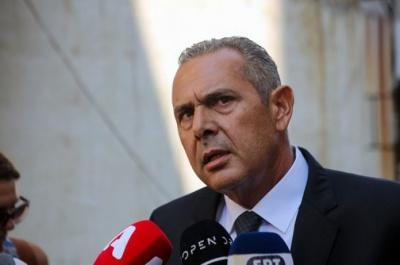 Καταδίκη Καμμένου - Αποζημίωση 5.000 ευρώ στην Ντόρα Μπακογιάννη