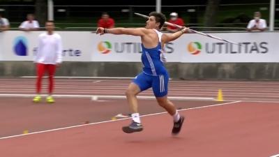 Ευρωπαϊκό Πρωτάθλημα Κ23: Ο Τσίτσος στον τελικό του ακοντισμού