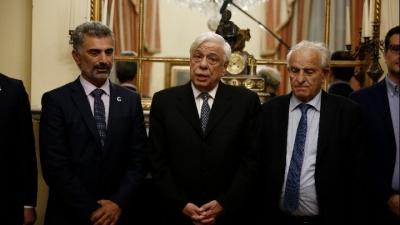 Παυλόπουλος: Θα αγωνισθούμε, για ν' αναγνωρισθεί διεθνώς η Γενοκτονία του Ελληνισμού του Πόντου