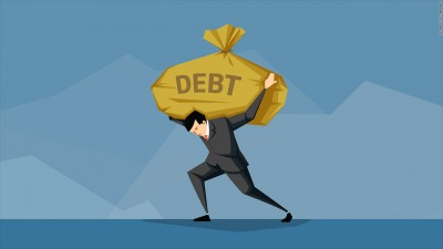 IIF: Σε νέο ρεκόρ θα εκτοξευθεί το παγκόσμιο χρέος το 2020, στα 277 τρισ. δολάρια