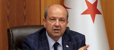 Tatar: «Δεν θα κάνουμε βήμα πίσω στην πρόταση λύσης που θέσαμε για το Κυπριακό»