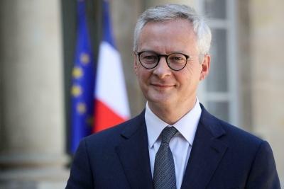 Le Maire (ΥΠΟΙΚ Γαλλίας): Η ΕΕ δεν μπορεί να υπολογίζει πλέον στις ΗΠΑ για την προστασία της