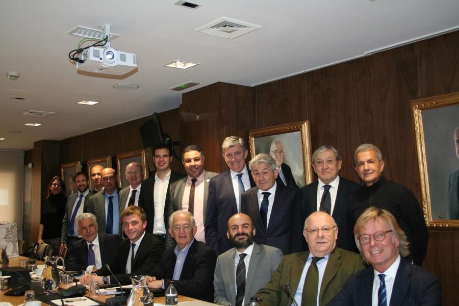 Ανάληψη προεδρίας της Μεσογειακής Ομοσπονδίας Ελεγκτών Λογιστών για δεύτερη φορά από το ΣΟΕΛ