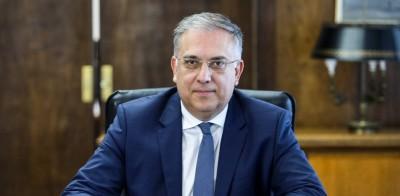 Θεοδωρικάκος στο ΕΑΕΕ: Με ενότητα και εθνική στρατηγική θα ξεπεράσουμε πανδημία, ύφεση, τουρκική επιθετικότητα
