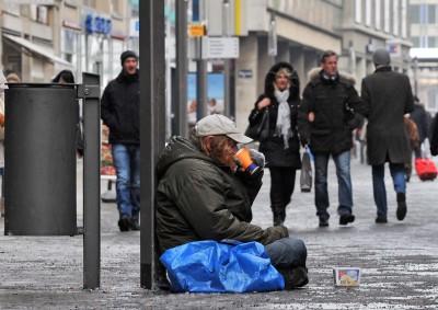 ΕΕ: Εκτεθειμένοι στον κορωνοϊό πάνω από 4 εκατομμύρια άστεγοι