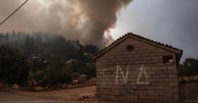 Θοδωρής Κέρης: «Το Μαξίμου έκαψε επίτηδες την Εύβοια για να φυτέψουν ανεμογεννήτριες»
