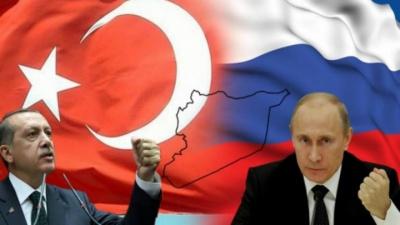 Συρία: Ρώσοι και Τούρκοι στρατιωτικοί πραγματοποίησαν την έκτη κοινή περιπολία τους στην Idlib