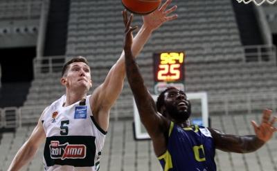 Basket League: O Παναθηναϊκός συνέτριψε το Λαύριο και απέχει μια «ανάσα» από το πρωτάθλημα! (video)