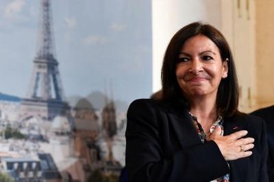 Γαλλία: Αντίπαλος του Emmanuel Macron για την προεδρία θα είναι η σοσιαλίστρια δήμαρχος του Παρισιού Anne Hidalgo