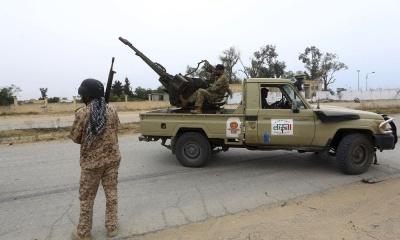 Λιβύη: Δεκαπέντε άνθρωποι σκοτώθηκαν τις τελευταίες 48 ώρες από πυρά ρουκετών στην Τρίπολη