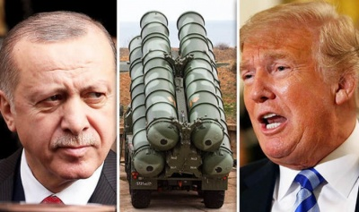 Στα τέλη της επόμενης εβδομάδας οι κυρώσεις των ΗΠΑ στην Τουρκία για τους S-400 – Συνεχίζονται οι παραδόσεις στην Άγκυρα