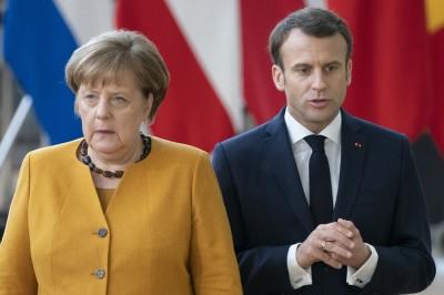 Μετάλλαξη Covid - 19: Σε διαρκή επαφή με Commission βρίσκονται Merkel και Macron