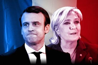 Financial Times: Η μάχη Macron - Lepen το 2022 δεν θα είναι ακριβώς επανάληψη του 2017