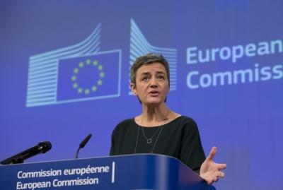 Συνάντηση Σκρέκα - Vestager: CRM, Εφεδρεία, Ήφαιστος, Antitrust case στο τραπέζι
