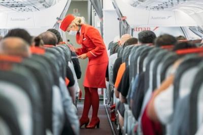 GlobalData: Σε βέρτιγκo οι ευρωπαϊκές αεροπορικές εταιρείες τον χειμώνα