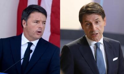 Ιταλία: Τι ζητεί ο Renzi για να στηρίξει μία κυβέρνηση υπό τον Conte και να αρθεί το αδιέξοδο