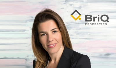 BriQ: Επένδυση 6,5 εκατ. ευρώ στην αγορά οικοπέδων στον Ασπρόπυργο Αττικής