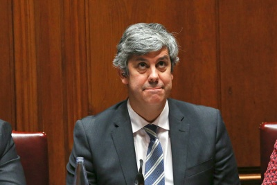 Centeno: Μεγάλη τομή η γαλλο-γερμανική πρόταση για προϋπολογισμό ευρωζώνης - Θέμα της Κομισιόν η Ιταλία