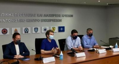 Πυροπροστασία στην Αττική: Πρόγραμμα 300 εκατ ευρώ για την πρόληψη και τις φυσικές καταστροφές
