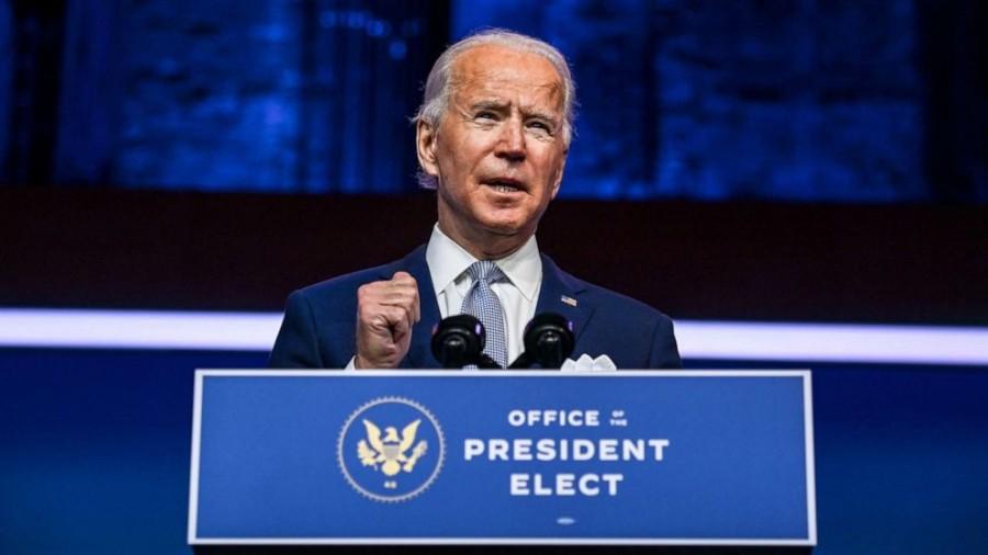 ΗΠΑ: Έκκληση Biden στη Γερουσία για άμεση έγκριση του πακέτου μέτρων τόνωσης της οικονομίας