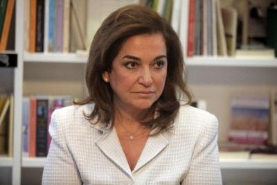 Μπακογιάννη: Όσο ο Τσίπρας δέχεται τον εκβιασμό από τον Καμμένο, η κυβέρνηση θα παραμένει