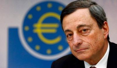 Στην Αθήνα ο Draghi (ΕΚΤ) σήμερα 1/10 - Η Ελλάδα σε QE μόνο με investment grade – Έμμεσα κατά της μείωσης των πλεονασμάτων