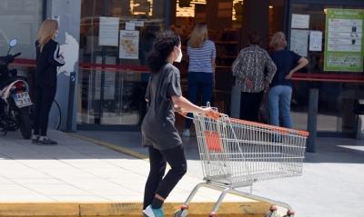 NielsenIQ: Άνοδος +5,7% στα έσοδα του λιανεμπορίου τροφίμων το καλοκαίρι